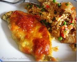 cuisiner des escalopes de poulet escalope de poulet au pesto et mozzarella le cuisine de samar