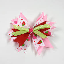 ribbon for hair bows tutorial layered spike bow alwaysunderpay