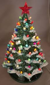 ceramic christmas tree retro ceramic christmas tree a collection of vintage