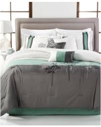 King Comforter Sets Blue Amazing Deal Bisset 7 Piece King Comforter Set Blue
