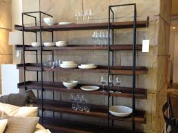 Reclaimed Wood And Metal Bookcase Metal And Wood Furniture I Like Apartment Design Pinterest