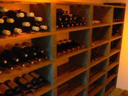 Rangement Pour Cave A Vin Equipement De Cave Pour Vos Caves à Vin Enterrées En Verre Sur
