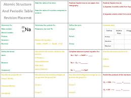 ks3 cells and respiration revision mat by bljohnson39 teaching