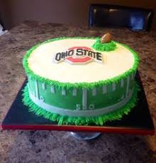 ohio state cake always with cake cakes pinterest ohio