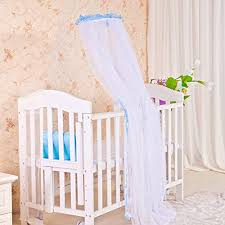 Cot Bed Canopy White Baby Cot Bed Canopy Mosquito Net Baby Product In Bahrain