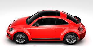 volkswagen van 2017 vw beetle turbo 2017 3d model vehicles 3d models classic 3ds max