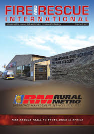fire and rescue international vol 3 no 2 by fire and rescue