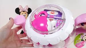 minnie mouse teapot play toy disney daisy duck princess