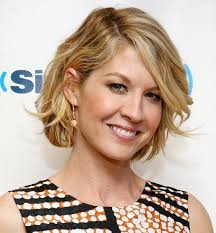 new celeb do a tousled side swept bob love this style hair