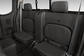 nissan frontier truck 2016 2014 nissan frontier rear seats interior photo automotive com