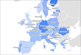 netherland map europe european mapping a z maps