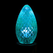 teal led light bulbs