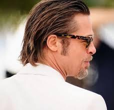 haircut styles longer on sides shorter in back best 25 mens slicked back hairstyles ideas on pinterest slick