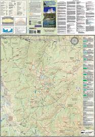 Idaho Falls Map Sawtooth Whiteclouds Idaho Trail Map U0026 Guide Adventure Maps