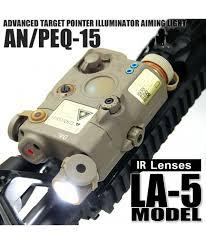 laser and light combo element x400u tactical red laser light combo black