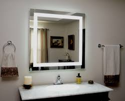 Makeup Mirror Lighted Lighted Vanity Mirror
