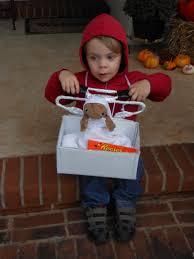 spirit halloween carle place elliott from e t homemade costume happy halloween samuel