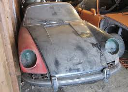 1966 porsche 911 value 1967 porsche 911s barn find basketcase bring a trailer