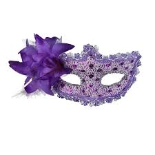halloween feather masks high quality half side face mask buy cheap half side face mask