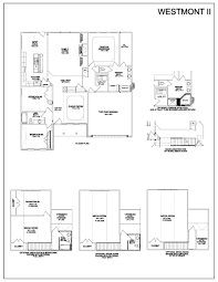 floor plans westmont ii kentucky homes for sale