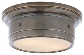 Bathroom Flush Mount Light Fixtures Siena A Simple Flushmount Fixture Is The Ideal Choice For Your