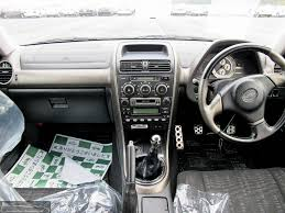 toyota altezza interior japan car connection 1999 toyota altezza rs200 z edition 7 u2026 flickr