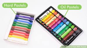 how to paint with pastels 13 steps with pictures wikihow
