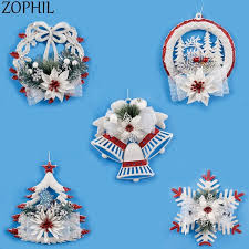 New Year Ornaments Craft Zophil Merry Decorations For Home New Year Ornaments