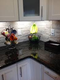 stone backsplash for kitchen kitchen inspiring backsplashes glass tile and stone stacked