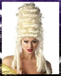 Colonial Halloween Costume Halloween Costume Wigs Beehive Colonial Costume Wigs