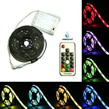 battery powered led lights 17 remote