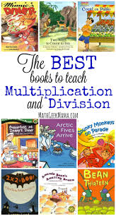 Best Halloween Books For Second Graders by The Best Books To Teach Multiplication And Division