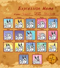 Meme Origins - pmd origins meme subject expressions by hedgermins on deviantart