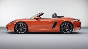 Porsche Boxster 911 - newmotoring the 718 boxster is faster than the original 911 gt3