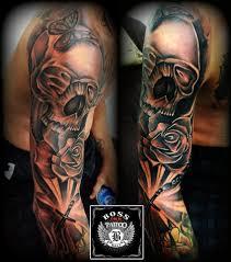 boss ink paradise tattoo bali