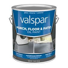 shop valspar dark gray gloss interior exterior porch and floor