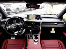 lexus rx 350 interior 2017 2017 lexus rx f sport news reviews msrp ratings with amazing