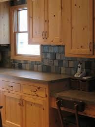 How To Build Simple Kitchen Cabinets by Knotty Pine Kitchen Cabinets Ideas For Home Decoration