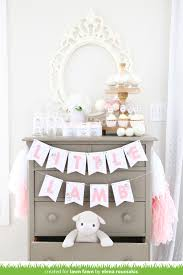 the lawn fawn blog little lamb baby shower with elena