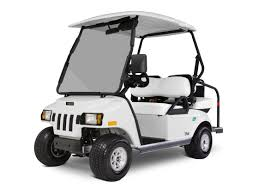 club car electric golf carts power distance and zero emissions