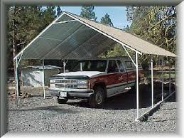 metal carport garage plans youtube
