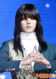 crossdressing short hair nu est ren s cross dressing k pop k fans