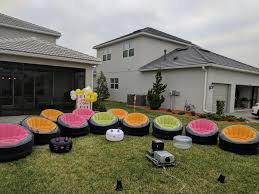 lakewood ranch backyard movie party lakewood ranch party rentals