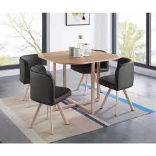 ensemble table chaise table a manger 4 personnes table a manger avec rallonge pas cher