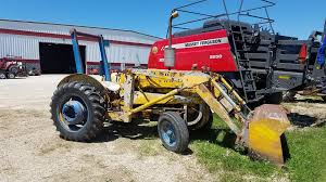 ford 3400 tractor waldo wi machinery pete