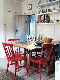 28 red dining chairs in interior designs interior for life