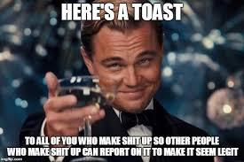Meme Make - leonardo dicaprio cheers meme imgflip