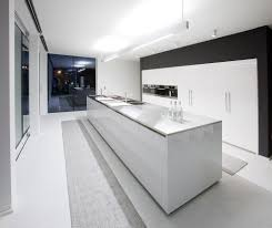 modern kitchen 27 best modern white kitchen design leather