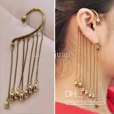 cool cartilage earrings 2018 new skull earrings don t cartilage piercing vintga