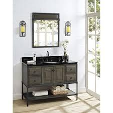 fairmont designs bathroom vanities fairmont designs toledo 48 vanity with doors driftwood gray